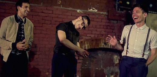 Skupina Fun ví, jak si užít noční New York v klipu Carry On