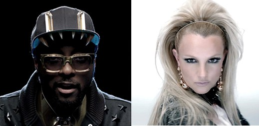 Will.i.am a Britney Spears ve futuristickém klipu Scream & Shout