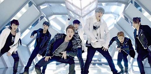 Horká novinka Break Down od jihokorejské skupiny Super Junior-M