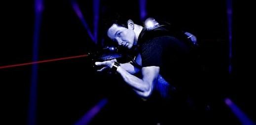 Zkuste novou Laser Game v Brně! Je to super zábava i pro gaye
