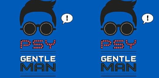Gangnam Style má následovníka? PSY představil singl Gentleman