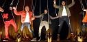 Sexy kluci The Wanted se stali v klipu Walks Like Rihanna loutkami
