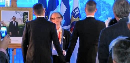 Takto vypadala úplně první svatba dvou gayů ve Francii