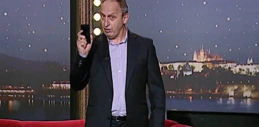 Jan Kraus ostře nadává na záruční servis iPhonu 5