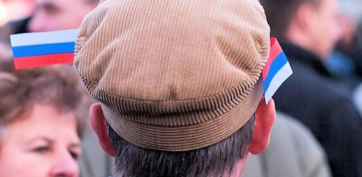 Děsivá čísla: 75 % Rusů nepovažuje gaye za plnohodnotné osoby