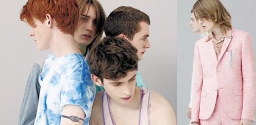 Pastelové barvy a mladický styl v nové kolekci Topmana - 1. část