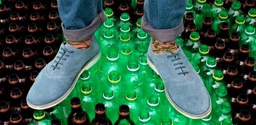 Levi's: Kolekce džínsů Waste Less je vyrobena z PET lahví