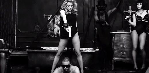 Madonna poodhaluje tajemný projekt Secret Project. Vypadá násilně!