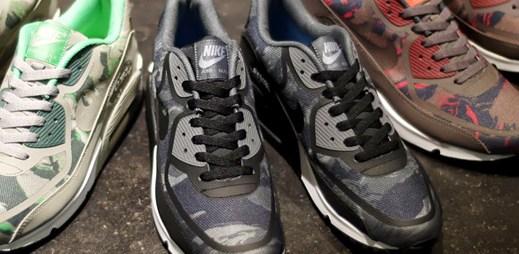 Stabilita, prodyšnost a životnost. To jsou hlavní znaky bot Nike Air Max Premium Tape