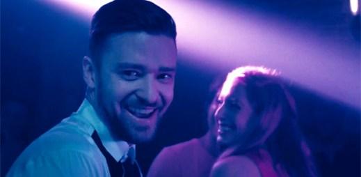 Justin Timberlake nás bere v klipu Take Back The Night na skvělou cestu po New Yorku