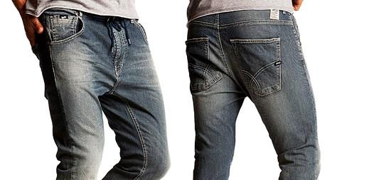 Který ze střihů Gas Jeans vám padne? Další várka carrot, straight a slim
