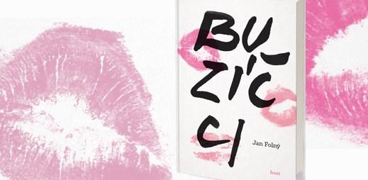 Přijďte na křest gay knihy Buzíčci, která je plná povídek