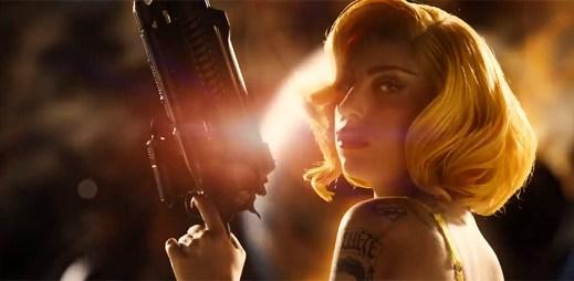 Další ochutnávka Lady Gaga z filmu Machete Kills