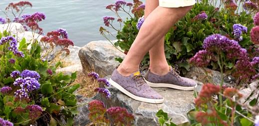 Pánská obuv Clae umí být sexy. Takto vypadá elegantní design