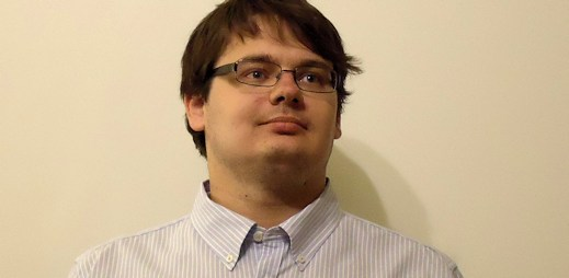 Tomáš: Programování mě baví, proto jsem založil IT firmu