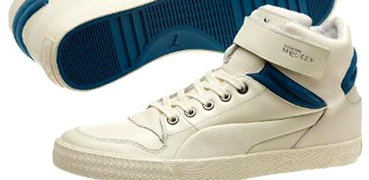Tyto luxusní boty Puma Alexander McQueen musíte mít!