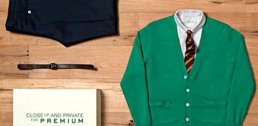 Elegantní móda Jack & Jones se slim-fit kalhoty