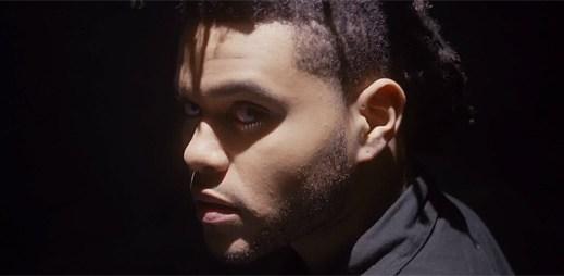 Zpěvák The Weeknd natočil umělecký videoklip Live For