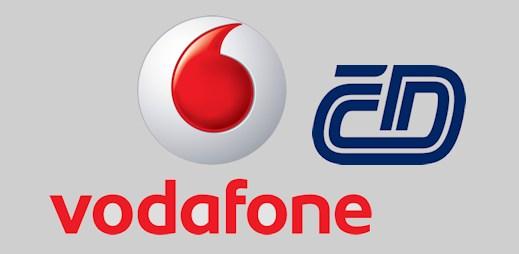 Volání a SMS skoro zadarmo: Aktivujte si tarif Vodafonu a ČD se slevou 75 %