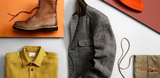 Oblečte se do elegantní městské kolekce Mauritz Archive od H&M
