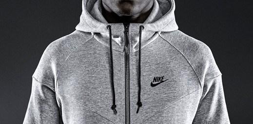 Stylová mikina Nike, která vás zahřeje!