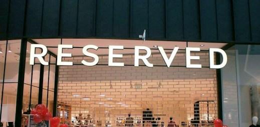 Už jste navštívili novou prodejnu Reserved v OC AVION Ostrava?