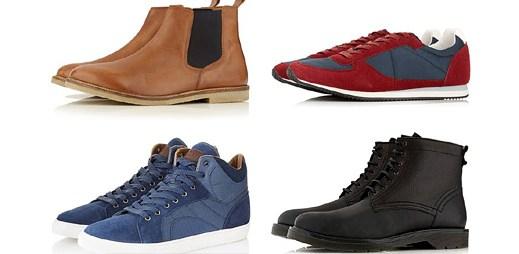 Topman nasadil 20% slevu na všechny boty. Využijte ji!