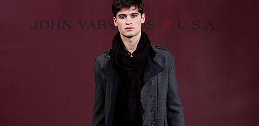 John Varvatos: Inspirujte se přímo z módní přehlídky!