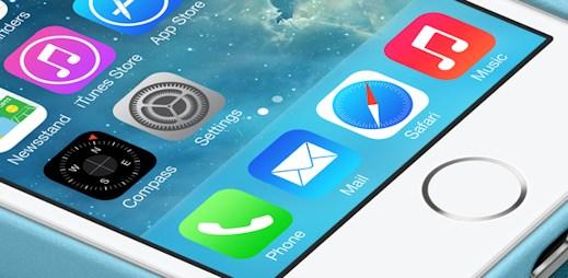O půlnoci začnou mobilní operátoři prodávat nový iPhone 5s a 5c