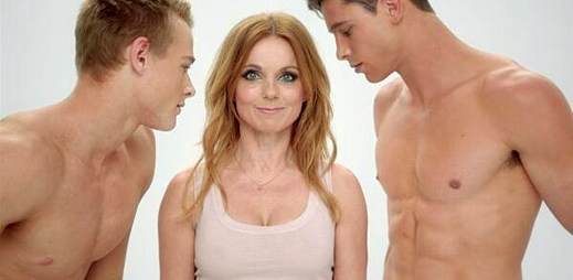 Geri Halliwell ze Spice Girls znovu na scéně! Natočila klip Half Of Me, kde jsou i gayové