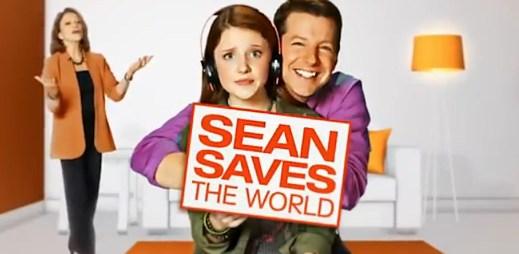 V novém seriálu Sean Saves The World je hlavní postavou gay!