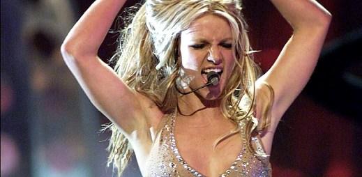 Poslechněte si uniklý song Alien od Britney Spears!