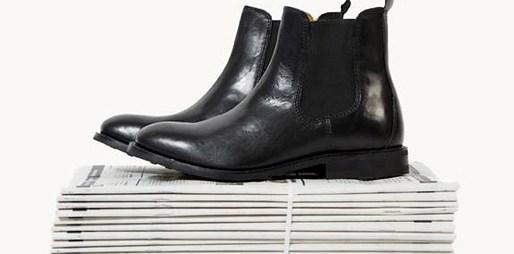 Zimní kolekce bot Jack & Jones z vás udělá správného muže