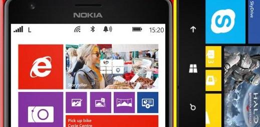 Nová Nokia 1520 nabízí obrovský displej a slibuje špičkový výkon