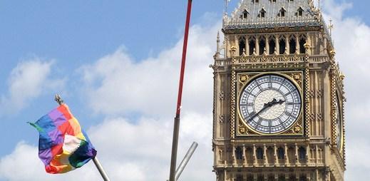 Angličtí gayové už plánují sňatky! Anglie a Wales jsou další země, které povolují svatby