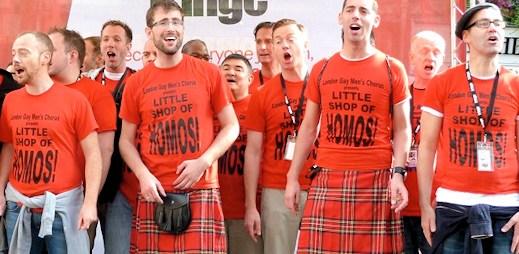 Na severu je teplo! Skotsko jako další země povolila sňatky gayů