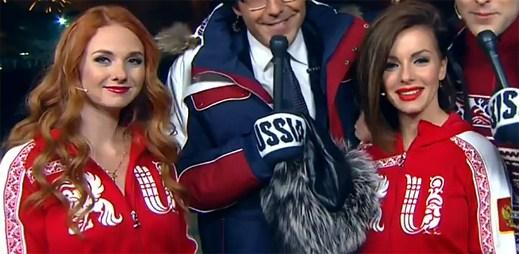 Ruské zpěvačky Tatu nejsou lesby, proto mohly zahájit Soči hitem Nas Ne Dogonyat