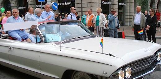 LGBT senioři: Jak se žije starší generaci gayů v současné době?