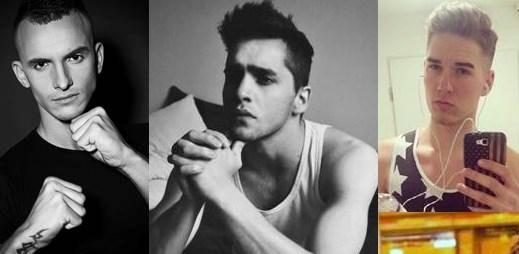 Těchto 7 finalistů se utká v soutěži krásy Mr. Gay Czech Republic 2014!