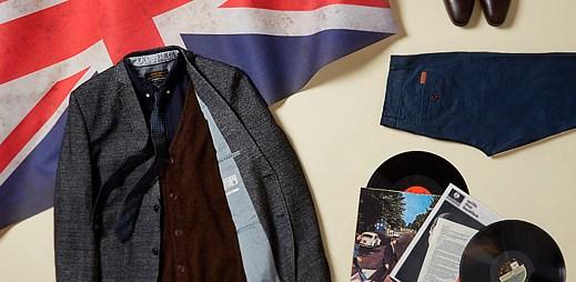 Stejně jako The Beatles, tak ani nová kolekce Jack & Jones nikdy nevybledne