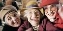 Internetové babičky od Vodafonu: Ty seš bohyně, dáme to na Fejs!