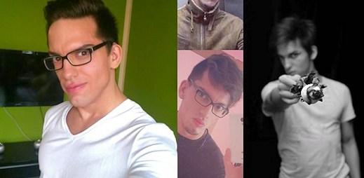 Seznamte se s finalistou Mr. Gay Czech Republic: Lukáš Pluskal