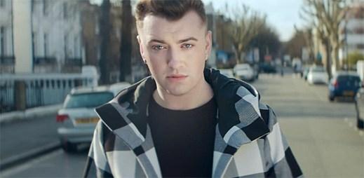 Sympaťák Sam Smith zpívá v klipu Stay With Me o tom, že není na jednu noc