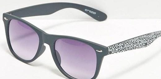 Pilotky nebo Wayfarer? Mrkněte na novou kolekci slunečních brýlí CROPP