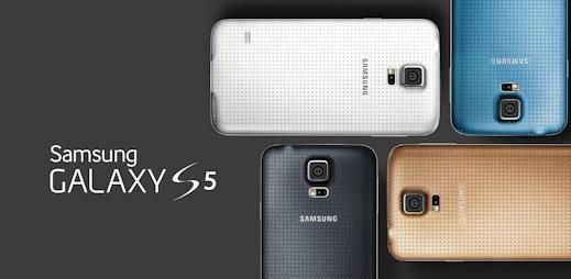 Nový Samsung Galaxy S5 je nadupaný zábavou