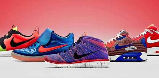 Nike se inspiroval u 15 let starých bot, mají připomínat chůzi po Měsíci