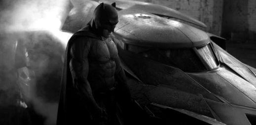 Film Batman vs. Superman: Ben Affleck jako nový Batman