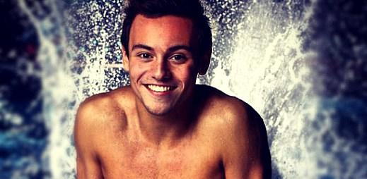 Instagram: Gay sportovec Tom Daley je na těchto 17 fotkách neskutečně sexy!