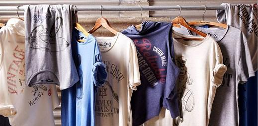 Jack & Jones představil deset nových triček