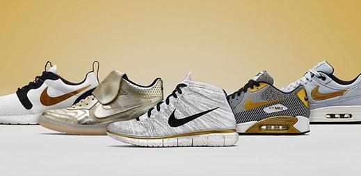Nike Sportswear: To nejlepší v nové kolekci Gold Hypervenom